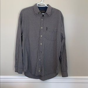 Men's Abercrombie & Fitch  long sleeve shirt